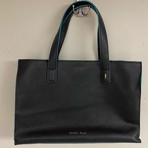 NWOT Maison Gaja Vegan Leather Bag